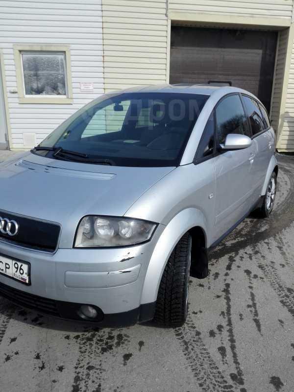 Audi A2, 2000 год, 200 000 руб.