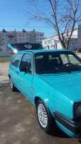 Volkswagen Golf, 1984 год, 95 000 руб.