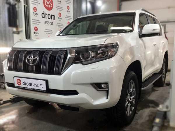 Toyota Land Cruiser Prado, 2019 год, 3 534 000 руб.