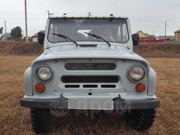 УАЗ 469, 1981 год, 128 000 руб.