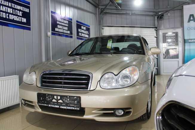 Hyundai Sonata, 2006 год, 334 900 руб.