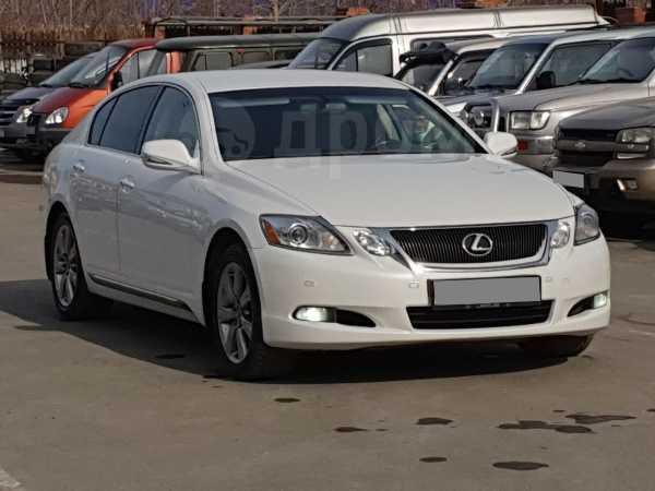Lexus GS350, 2010 год, 1 000 001 руб.