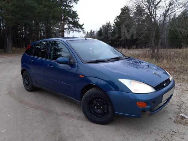 Ford Focus, 1998 год, 125 000 руб.