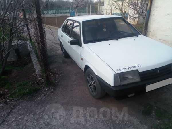 Лада 21099, 1992 год, 70 000 руб.