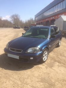 Саки Civic 1998