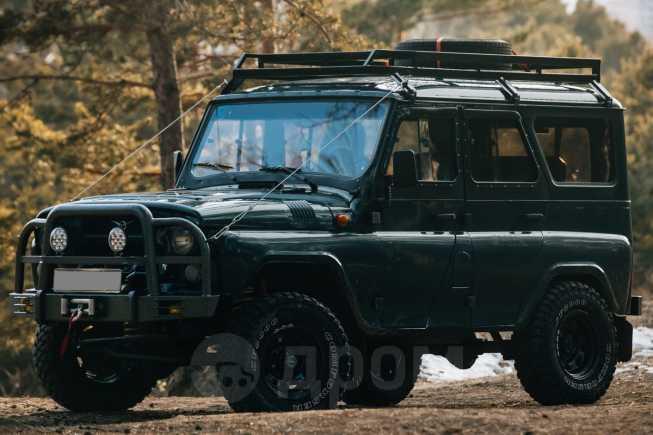 УАЗ Хантер, 2011 год, 415 000 руб.