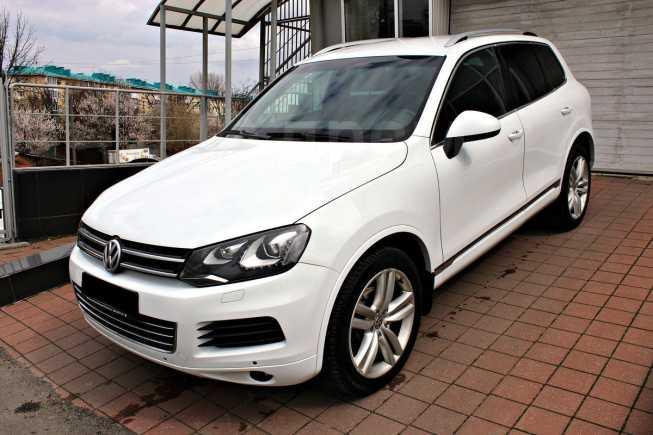 Volkswagen Touareg, 2013 год, 1 500 000 руб.