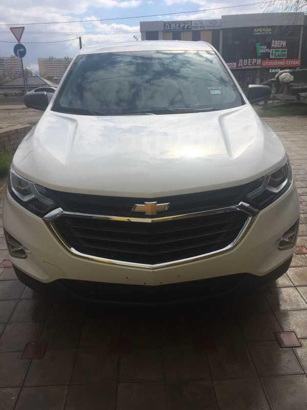 Chevrolet Equinox, 2018 год, 2 100 000 руб.
