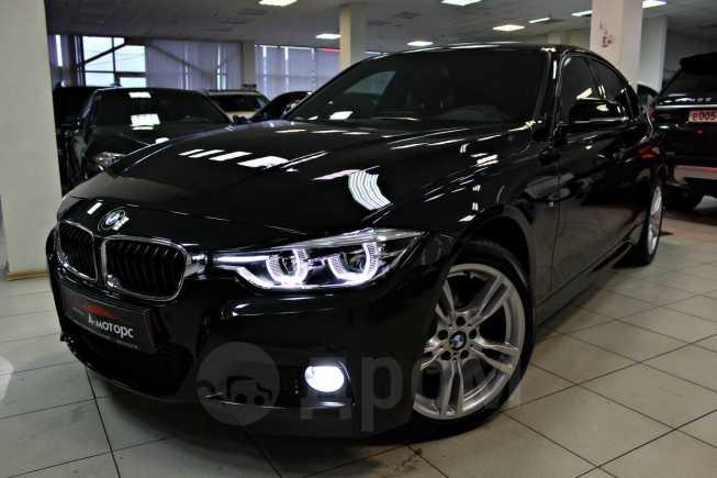 BMW 3-Series, 2016 год, 1 600 000 руб.