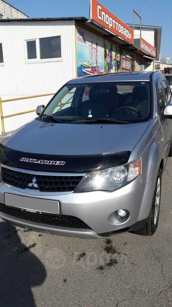 Mitsubishi Outlander, 2009 год, 725 000 руб.