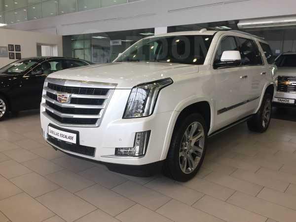 Cadillac Escalade, 2018 год, 5 400 000 руб.