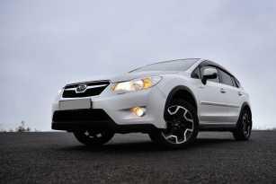 Владивосток Subaru XV 2013