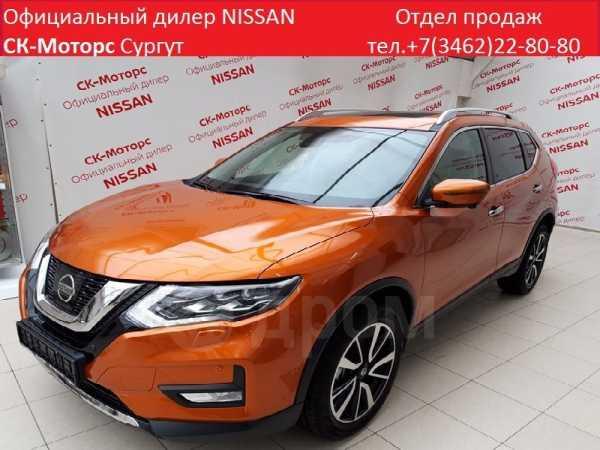 Nissan X-Trail, 2019 год, 2 191 000 руб.