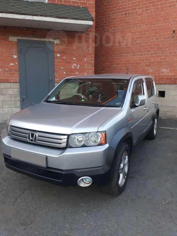 Honda Crossroad, 2007 год, 730 000 руб.