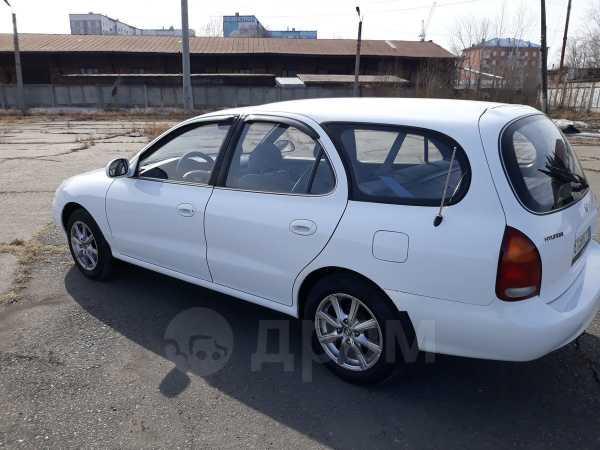 Hyundai Elantra, 1997 год, 218 000 руб.