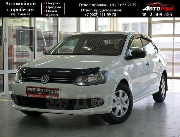 Volkswagen Polo, 2014 год, 467 000 руб.