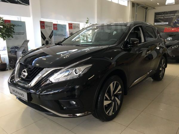 Nissan Murano, 2019 год, 3 155 000 руб.