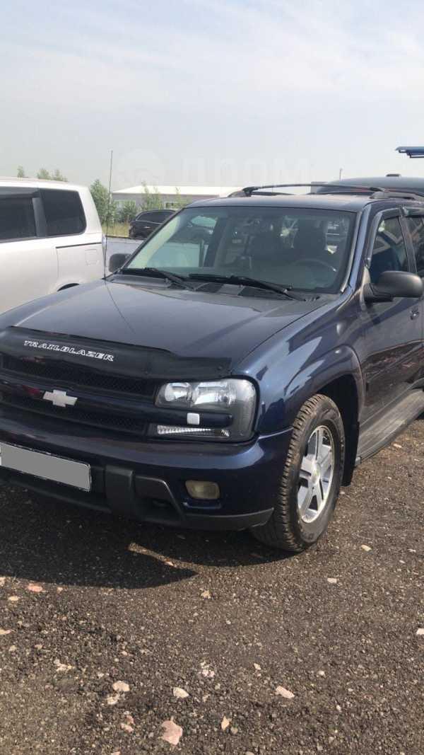 Chevrolet TrailBlazer, 2007 год, 530 000 руб.