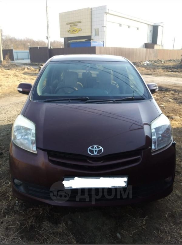 Toyota Passo Sette, 2009 год, 500 000 руб.
