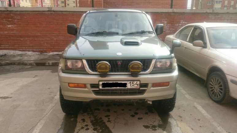 Mitsubishi Challenger, 1996 год, 425 000 руб.
