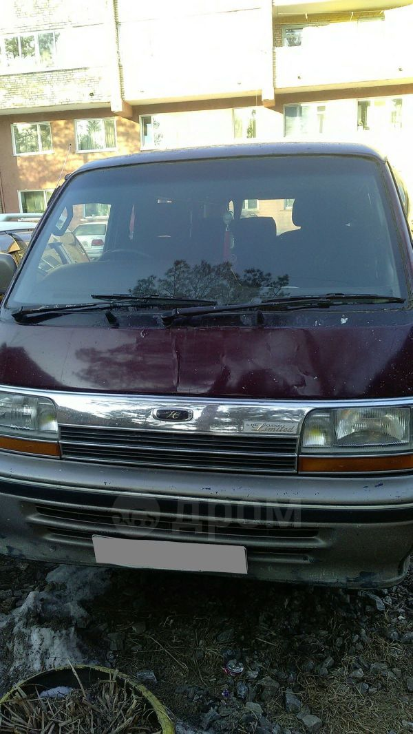 Toyota Hiace, 1982 год, 160 000 руб.