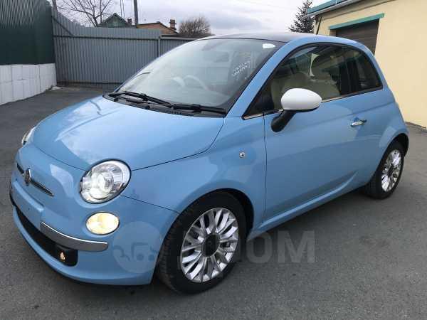 Fiat 500, 2014 год, 450 000 руб.