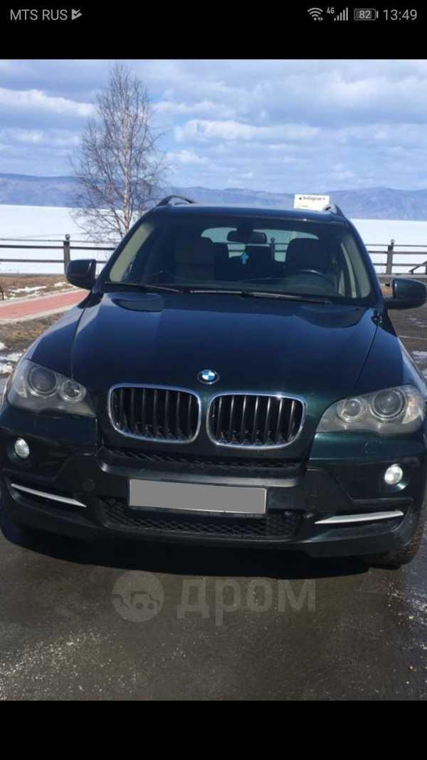 Bmw X5 2008 года в Иркутске Авто в отличном состоянии