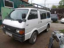 Владивосток Bongo 1991