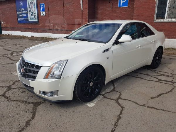 Cadillac CTS, 2008 год, 720 000 руб.