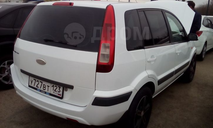 Ford Fusion, 2006 год, 287 000 руб.