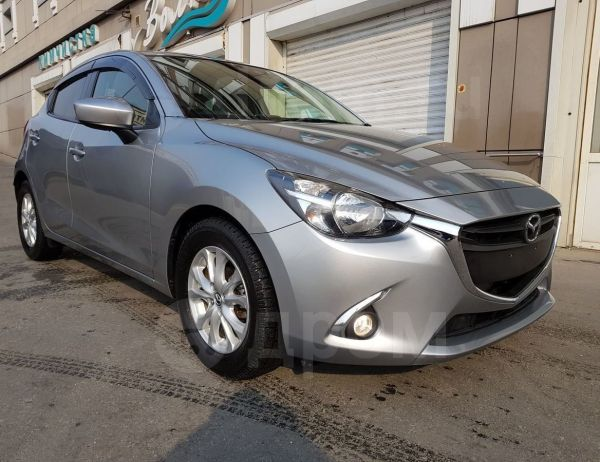 Mazda Demio, 2015 год, 630 000 руб.