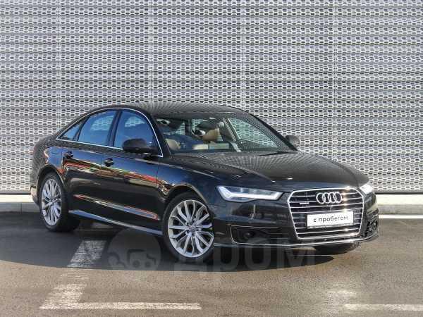 Audi A6, 2016 год, 1 865 000 руб.