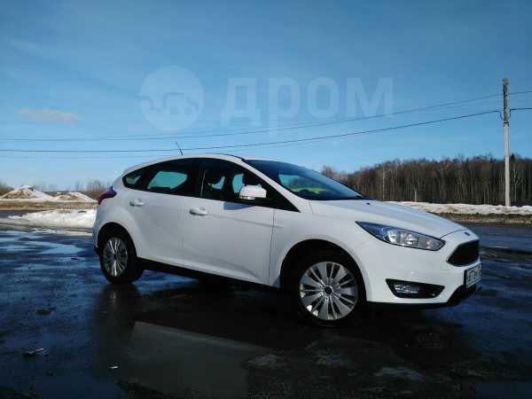 Ford Focus, 2017 год, 815 000 руб.
