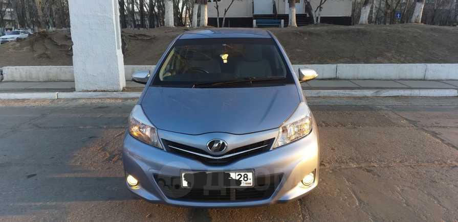 Toyota Vitz, 2010 год, 431 000 руб.