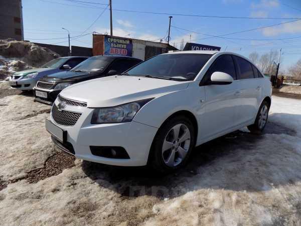 Chevrolet Cruze, 2011 год, 457 000 руб.