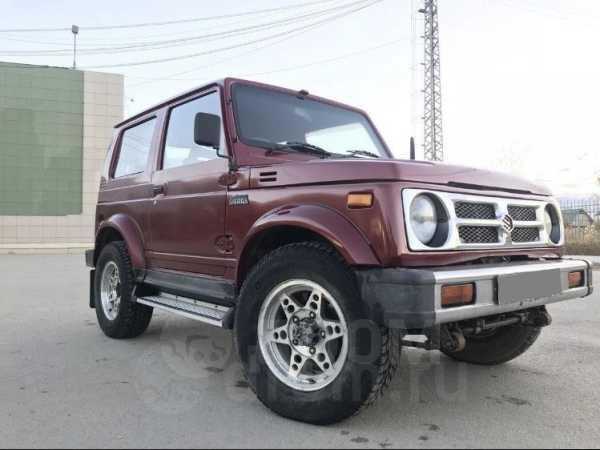 Suzuki Jimny, 1989 год, 320 000 руб.