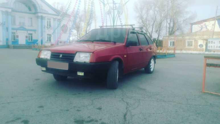 Лада 2109, 1995 год, 95 000 руб.