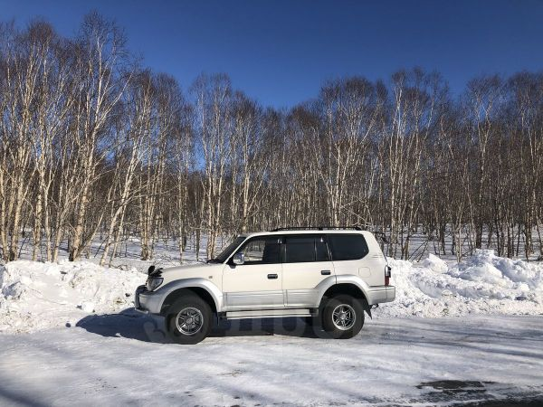 Toyota Land Cruiser Prado, 1998 год, 795 000 руб.