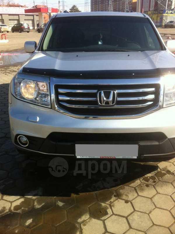 Honda Pilot, 2012 год, 1 500 000 руб.