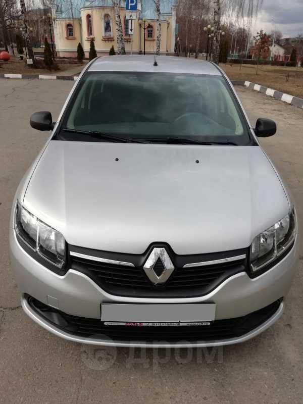 Renault Logan, 2017 год, 590 000 руб.