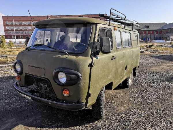 УАЗ Буханка, 2001 год, 220 000 руб.