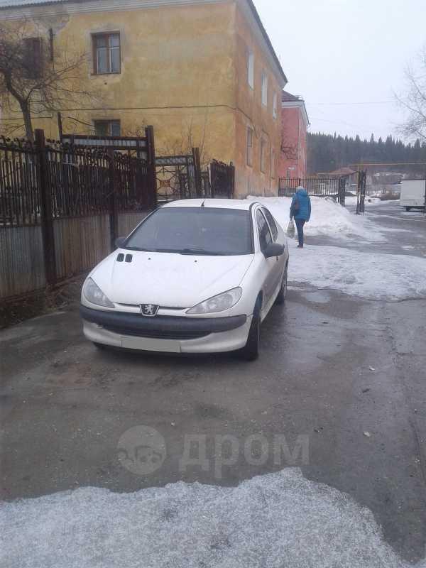 Peugeot 206, 2006 год, 160 000 руб.