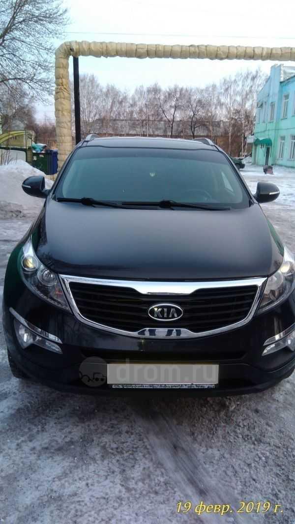 Kia Sportage, 2010 год, 790 000 руб.