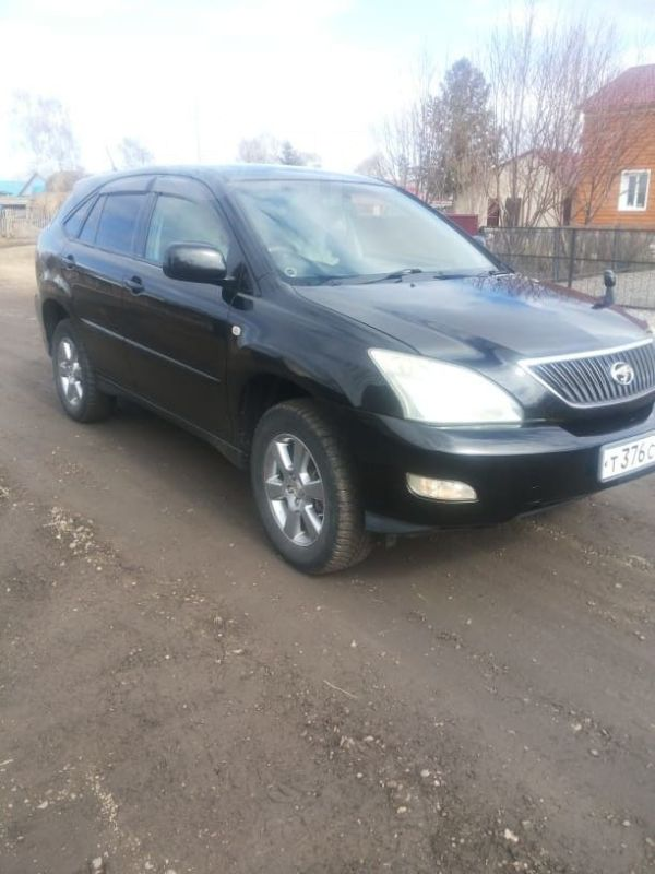 Toyota Harrier, 2003 год, 670 000 руб.