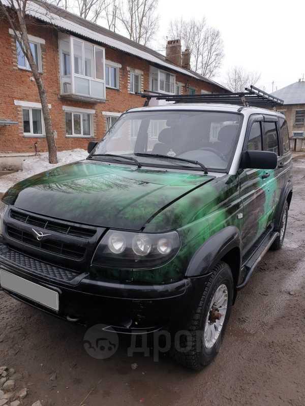 УАЗ Патриот, 2008 год, 340 000 руб.