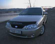 Красноярск Kia Spectra 2007