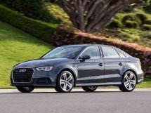 Audi A3 рестайлинг 2016, седан, 3 поколение, 8V
