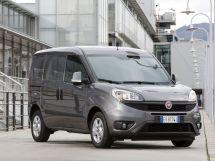 Fiat Doblo рестайлинг 2014, коммерческий фургон, 2 поколение, 263