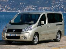 Fiat Scudo 2007, минивэн, 2 поколение, 270