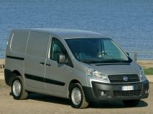 Fiat Scudo 2007, коммерческий фургон, 2 поколение, 270